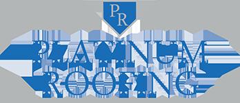 High Quality Platinum Roofing, Logo